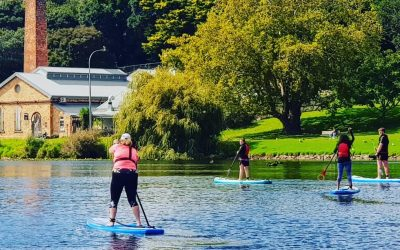 AUTUMN SUP SESSIONS (MAR – MAY)
