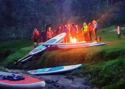 Glow Worms Paddle Adventure